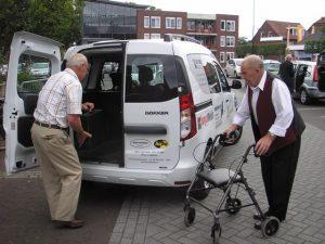 auto dorpsvervoer